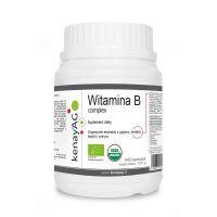 BIO Witamina B complex - Orgen-B (240 kaps.) Kenay