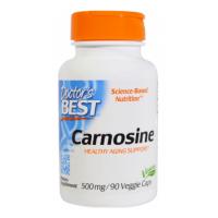 L-Karnozyna 500 mg - Carnosine (90 kaps.) Doctor's Best