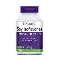 Izoflawony Sojowe 10 mg - Soy Isoflavones (120 kaps.) Natrol