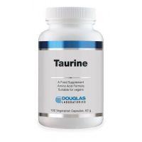 Taurine - Tauryna 500 mg (100 kaps.) Douglas Laboratories