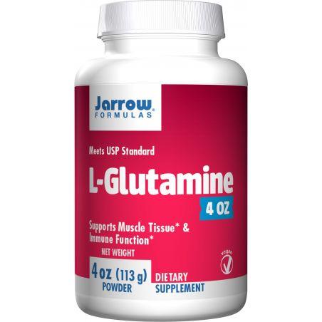 L-Glutamina (113 g) Jarrow Formulas