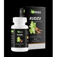 Kudzu - ekstrakt z korzenia Kudzu 340 mg (60 kaps.) EkaMedica
