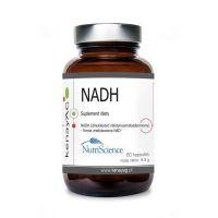 Aktywator Kreatyny NADH Dinukleotyd Nikotynoamidoadeninowy (60 kaps.) KenayAG