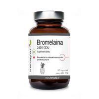 Bromelaina 2400 GDU (60 kaps.) Maypro