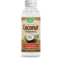 MCT 93% Coconut Premium Oil - Olej Kokosowy MCT (300 ml) Nature's Way