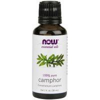 100% Olejek Kamforowy - Kamfora (30 ml) NOW Foods
