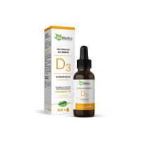 Witamina D3 w kroplach (30 ml) EkaMedica