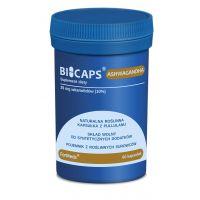 Bicaps Ashwagandha - standaryzowany Korzeń Ashwagandhy Witanolidy 10% (60 kaps.) ForMeds