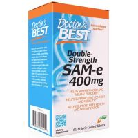 SAMe - S-Adenozylo L-Metionina 400 mg (30 tabl.) Doctor's Best
