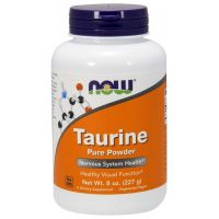 Taurine - Tauryna (227 g) NOW Foods
