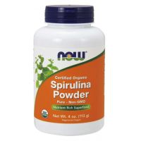 BIO Spirulina (113 g) NOW Foods