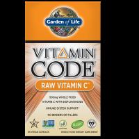 Vitamin Code RAW Vitamin C - Witamina C (60 kaps.) Garden of Life