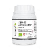 BIO Ashwagandha KSM-66 300 mg (300 kaps.) KenayAG