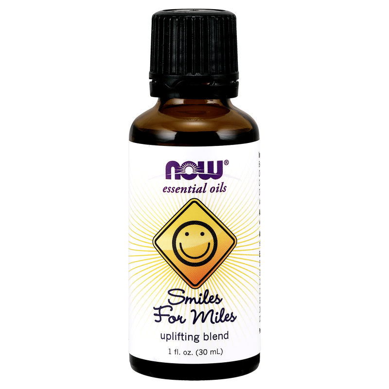 Smiles for Miles Oil Blend (30 ml) NOW Foods