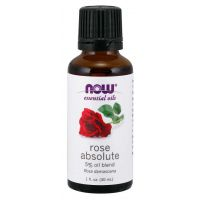 Rose Absolute Oil Blend - Olejek Różany (30 ml) NOW Foods
