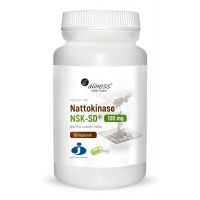 Nattokinaza NSK-SD 100 mg (60 kaps.) Aliness