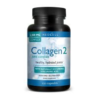 Kolagen na Stawy Typ II - Collagen 2 Joint Complex 600 mg (120 kaps.) NeoCell