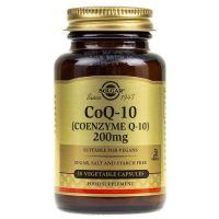 Koenzym Q10 - Kaneka 200 mg (30 kaps.) Solgar