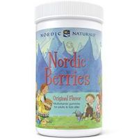 Nordic Berries - Witaminy i Minerały dla Dzieci i Dorosłych (200 żelków) Nordic Naturals