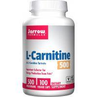 L-Karnityna 500 mg (100 kaps.) Jarrow Formulas