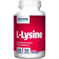 L-Lizyna 500 mg (100 kaps.) Jarrow Formulas