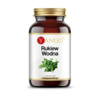 Rukiew Wodna 250 mg ekstrakt 20:1 (90 kaps.) Yango