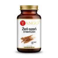 Żeń-szeń syberyjski - ekstrakt 10:1 (120 kaps.) Yango