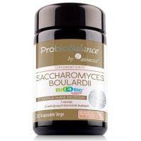 Probiotyk Saccharomyces Boulardii BIOOTIC (30 kaps.) Aliness