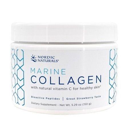 Kolagen morski - Marine Collagen (150 g) Nordic Naturals