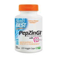 PepZin Gl - Cynk + L-Karnozyna (120 kaps.) Doctor's Best