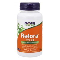 Relora 300 mg (60 kaps.) NOW Foods