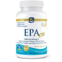 EPA Xtra Omega 3 820 mg - Olej rybi o smaku cytrynowym (60 kaps.) Nordic Naturals