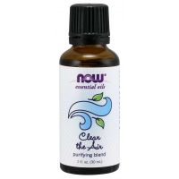 Clear the Air Oil Blend (30 ml) NOW Foods