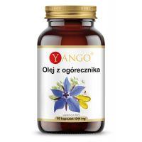 Olej z Ogórecznika (60 kaps.) Yango