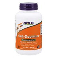 Probiotyk Gr8-Dophilus (120 kaps.) NOW Foods