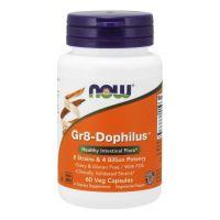 Probiotyk Gr8-Dophilus (60 kaps.) NOW Foods