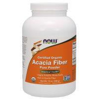 BIO Acacia Fiber - Błonnik Akacjowy (340 g) NOW Foods