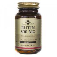 Rutin - Naturalna Rutyna 500 mg (100 tabl.) Solgar