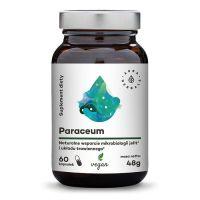 Paraceum - naturalne wsparcie jelit i trawienia (60 kaps.) Aura Herbals