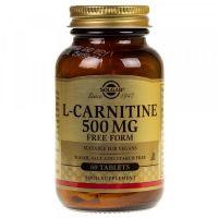 L-Karnityna 500 mg (60 tabl.) Solgar