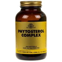 Phytosterol Complex - Fitosterole (100 kaps.) Solgar