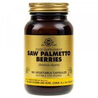 Saw Palmetto Berries - Palma Sabalowa (jagody) (100 kaps.) Solgar