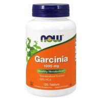 Garcinia - Garcinia Cambogia 50% HCA 1000 mg (120 tabl.) NOW Foods