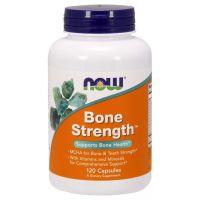 Bone Strength (120 kaps.) NOW Foods