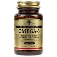 Omega 3 - EPA 360 mg + DHA 240 mg (30 kaps.) Solgar