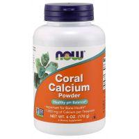 Wapno Koralowe (Coral Calcium) - Wapno z Koralowca (170 g) NOW Foods