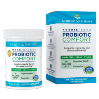 Nordic Flora Probiotic Comfort (30 kaps.) Nordic Naturals