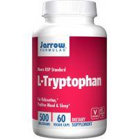 L-Tryptofan 500 mg (60 kaps.) Jarrow Formulas