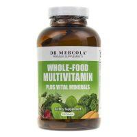 Whole-Food Multivitamin Plus Vital Minerals - Zestaw Witamin i Minerałów dla Dorosłych (240 tabl.) Dr Mercola