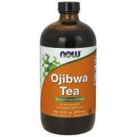 Ojibwa Tea Concentrate (473 ml) NOW Foods
